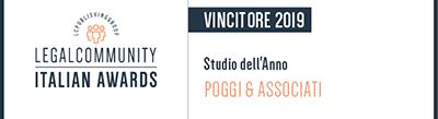 legalcommunity Italian Award